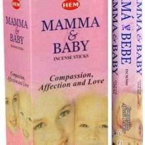 incenso per MAMMA & BIMBO