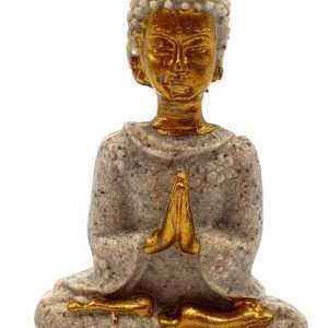 Statua in resina di Buddha tailandese
