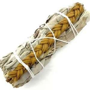 smudge California White Sage & String Odor Hay